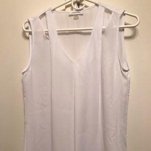 Women's Calvin Klein sleeveless top
